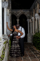 Engagement Session Bahamas French Cloisters