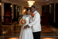 Mr & Mrs Cooper wedding @hilton